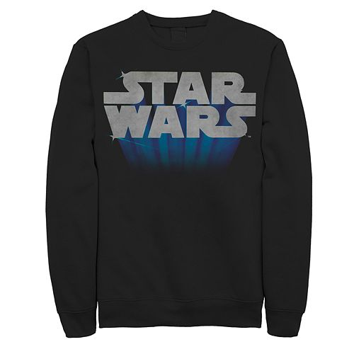 Men's Star Wars Glowing Logo Sweatshirt