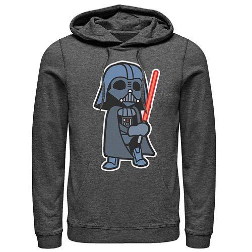 Men's Star Wars Darth Vader Saber Sweatshirt