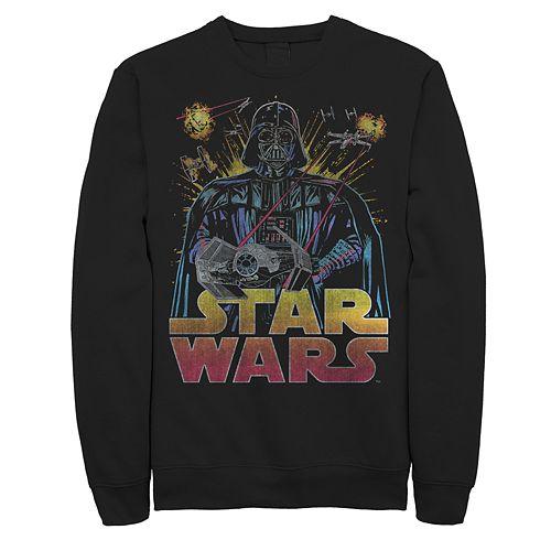 Men's Star Wars Classic Vader Sweatshirt