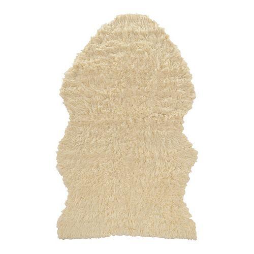 Linon New Flokati Shag Rug