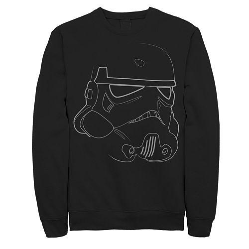 Men's Star Wars Storm Troopoer Sweatshirt