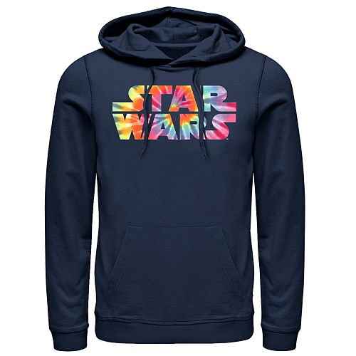 Men's Star Wars Tie-Dyed Logo Sweatshirt