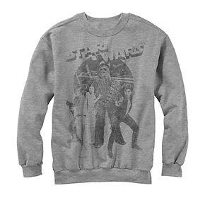 Men's Star Wars Imprint Sweatshirt