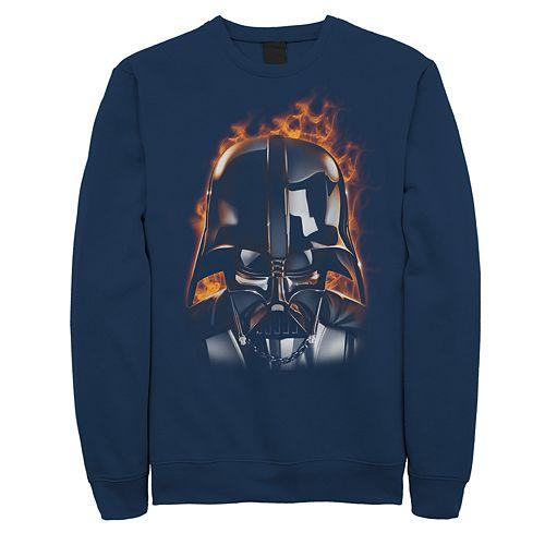 Men's Star Wars Firey Vader Sweatshirt