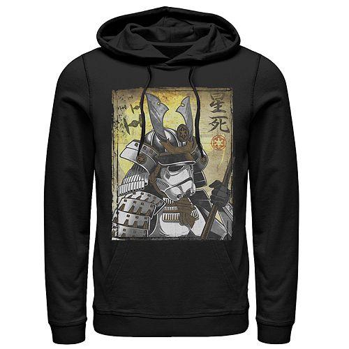Men's Star Wars Samurai Sweatshirt