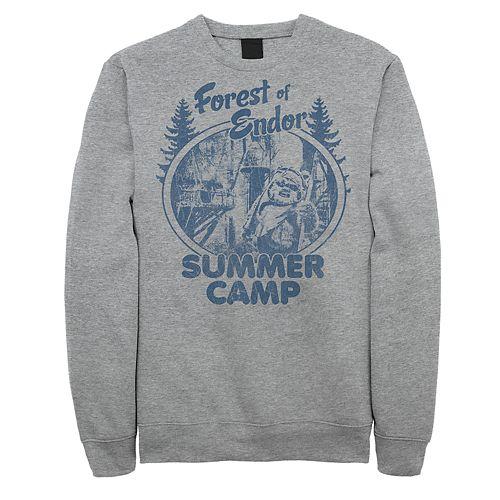 Men's Star Wars Endor Camp Sweatshirt