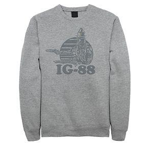 Men's Star Wars IG88 Sweatshirt