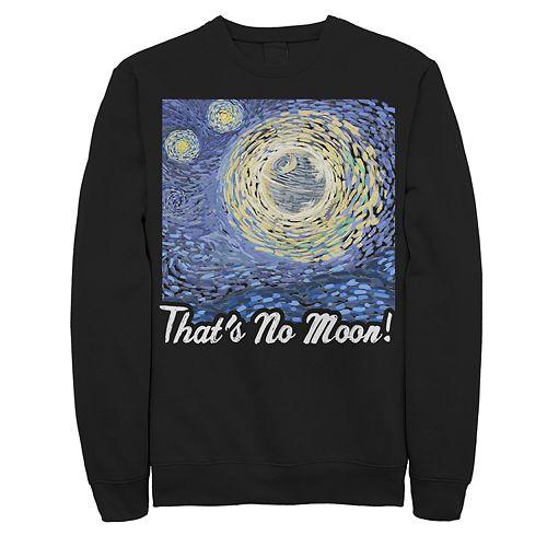 Men's Star Wars Stary Night No Moon Sweatshirt