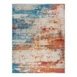 KHL Rugs Venture Abstract Area Rug