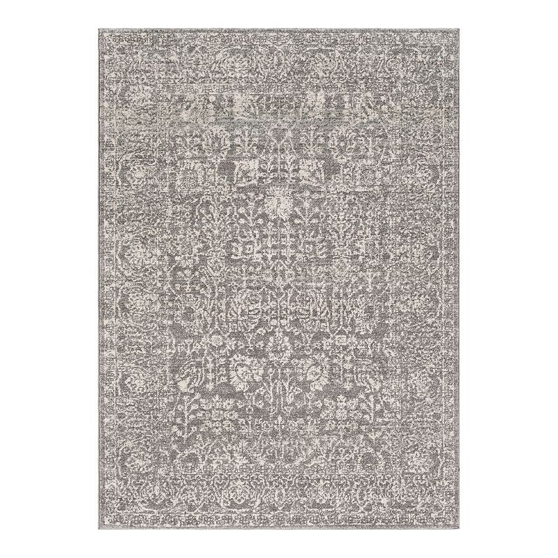 Decor 140 Sofia Abstract Rug, Grey, 8X10 Ft