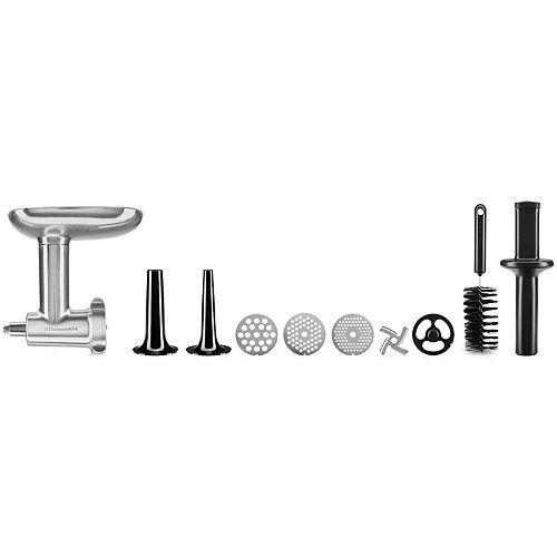 Kitchen Aid Meat Grinder Attachment: KitchenAid Metal Food Grinder Attachment