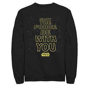 Men's Star Wars Force Sweatshirt