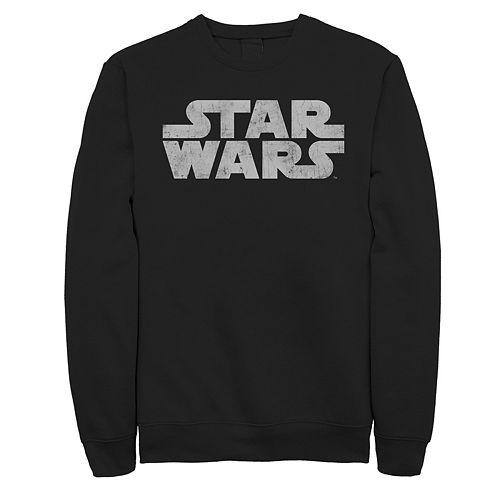 Men's Star Wars Logo Sweatshirt