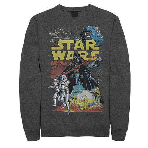 Men's Star Wars Rebel Classic Sweatshirt