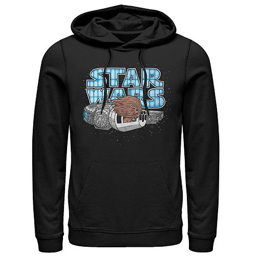 Men's Star Wars Chewy Pullover Hoodie