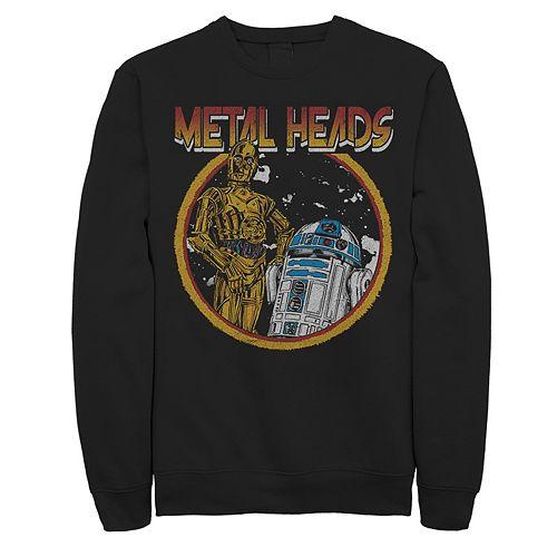 """Men's Star Wars """"Metal Heads"""" Sweatshirt"""