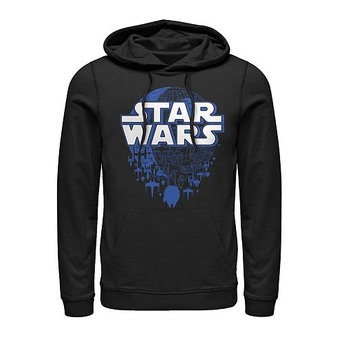 Men's Star Wars Deathstar Pullover Hoodie