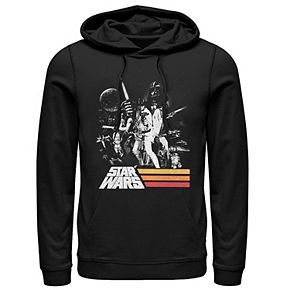 Men's Star Wars Classic Poster Pullover Hoodie