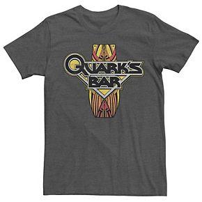 Men's Star Trek Quarks Vintage Logo Tee