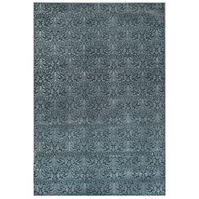 Linon Evolution Damask Rug