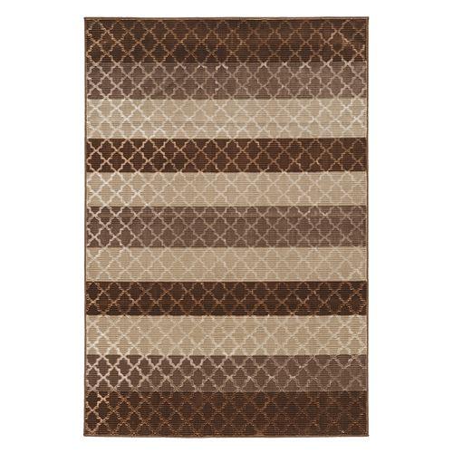 Linon Evolution Stripes Rug
