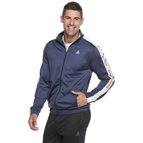 Men's Reebok Training Essentials Full-Zip Track Jacket