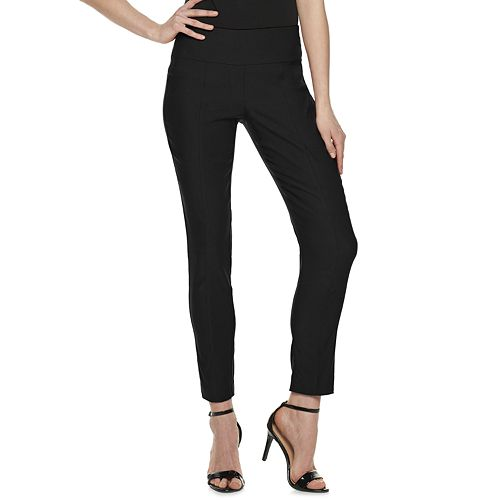 Women's Apt. 9® Tummy Control Millennium Pull-On Skinny Dress Pant