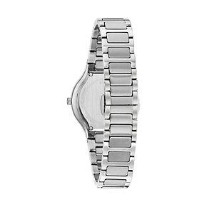 Bulova Women's Stainless Steel Diamond Watch - 96R231