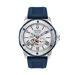 491b02a52069 Bulova Men s Marine Star Automatic Watch - 98A225