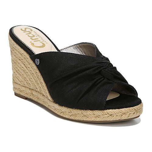 Circus by Sam Edelman Bea Womens' Wedge Sandals