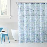 Peach & Oak Yasmin Shower Curtain