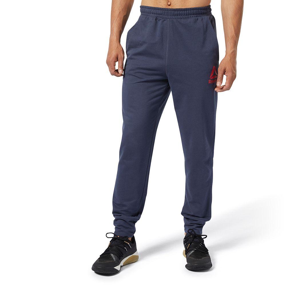 Men's Reebok Essential Logo Jogger Pants