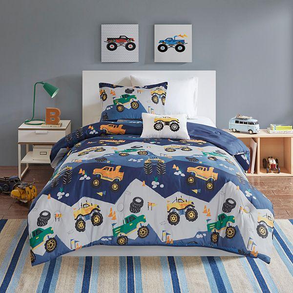 Mi Zone Kids Gavin Printed Comforter Set
