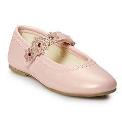 Rachel Shoes Evelyn Girls' Ballet Flats