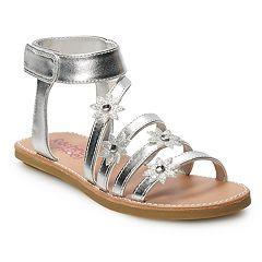 ec93858dfce7 Rachel Shoes Nicolina Girls  Gladiator Sandals