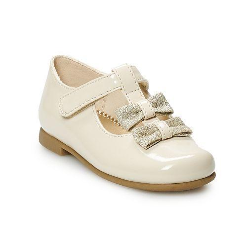Rachel Shoes Lil Sally Toddler Girls' T-strap Dress Flats