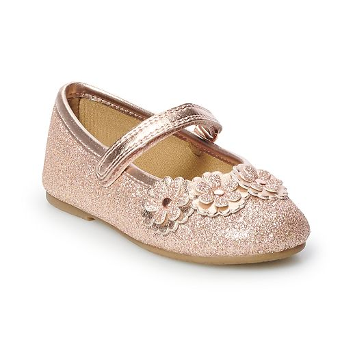 Rachel Shoes Lil Dorothy Toddler Girls' Ballet Flats