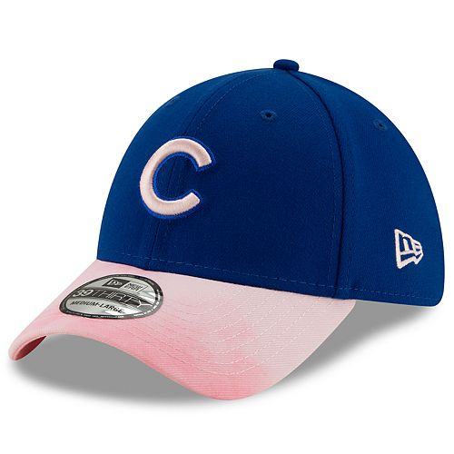 Women's New Era Chicago Cubs 39THIRTY Mother's Day Fitted Baseball Cap