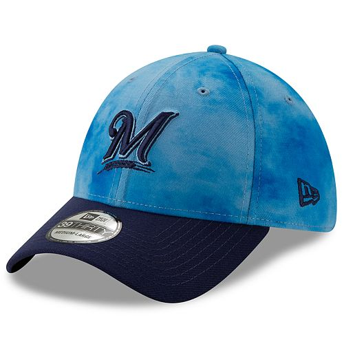 Milwaukee Brewers Father's Day 39THIRTY Flex Cap