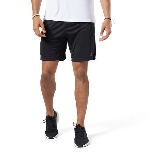 Men's Reebok Workout Ready Knit Shorts