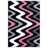 United Weavers Bristol Collection Embezzle Vibrantly Fun Rug