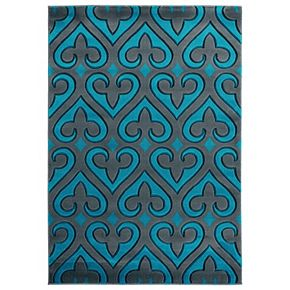 United Weavers Bristol Collection Heartland Contemporary Rug