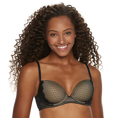 SO® Soft Lace Lightly Line T-Shirt Bra CAN10352