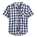 Boys 4-12 SONOMA Goods for Life? Checkered Button Down Shirt