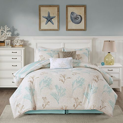 Harbor House Harbor House Ocean Reef Quilted Comforter Set