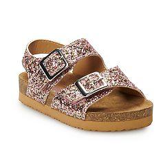 458c6f4f1b10 Rachel Shoes Lil Jill Toddler Girls  Sandals
