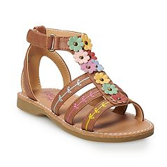 Rachel Shoes Tatiana Toddler Girls' Gladiator Sandals