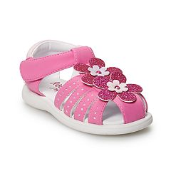 Rachel Shoes Thea Toddler Girls' Fisherman Sandals