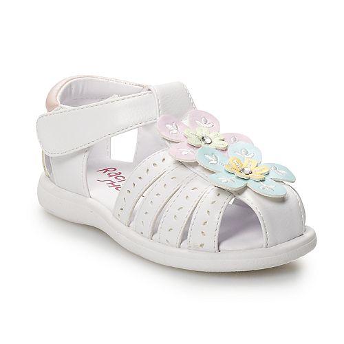 Rachel Shoes Thea Toddler Girls' Fisherman Sandals