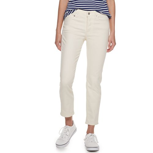 Women's POPSUGAR Midrise Straight-Leg Jeans